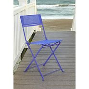 Garden Oasis Color Sling Folding Chair - Periwinkle at Sears.com