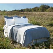 glo Fairtrade & Organic Sateen Pleated Full/Queen Duvet Cover at Kmart.com