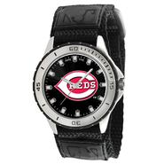 Game Time Watches Cincinnati Reds MLB Black Veteran Series Watch at Kmart.com