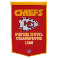 Winning Streak Kansas City Chiefs NFL Dynasty Banner at Kmart.com
