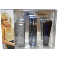 Paris Hilton by Paris Hilton for Men - 3 Pc Gift Set 3.4oz Cologne Spray, 3oz Hair & Body Wash, 2.75oz Deodorant Stick at Kmart.com