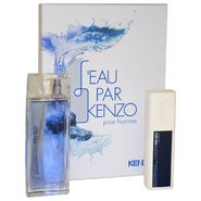 Kenzo L'eau Par Kenzo Pour Homme by Kenzo for Men - 2 Pc Gift Set 3.4oz EDT Spray, 3.4oz Hair & Body Shampoo at Kmart.com