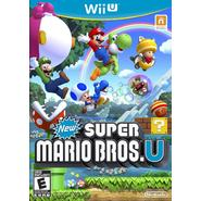Nintendo New Super Mario Brothers U for Wii U at Sears.com