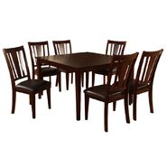Venetian Worldwide Bridgette I 7-piece Dining Set at Kmart.com