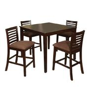 Venetian Worldwide Eaton II 5-piece Dining Table and Chairs at Kmart.com
