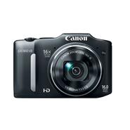 Canon PowerShot SX160 IS Digital Camera - Black at Sears.com