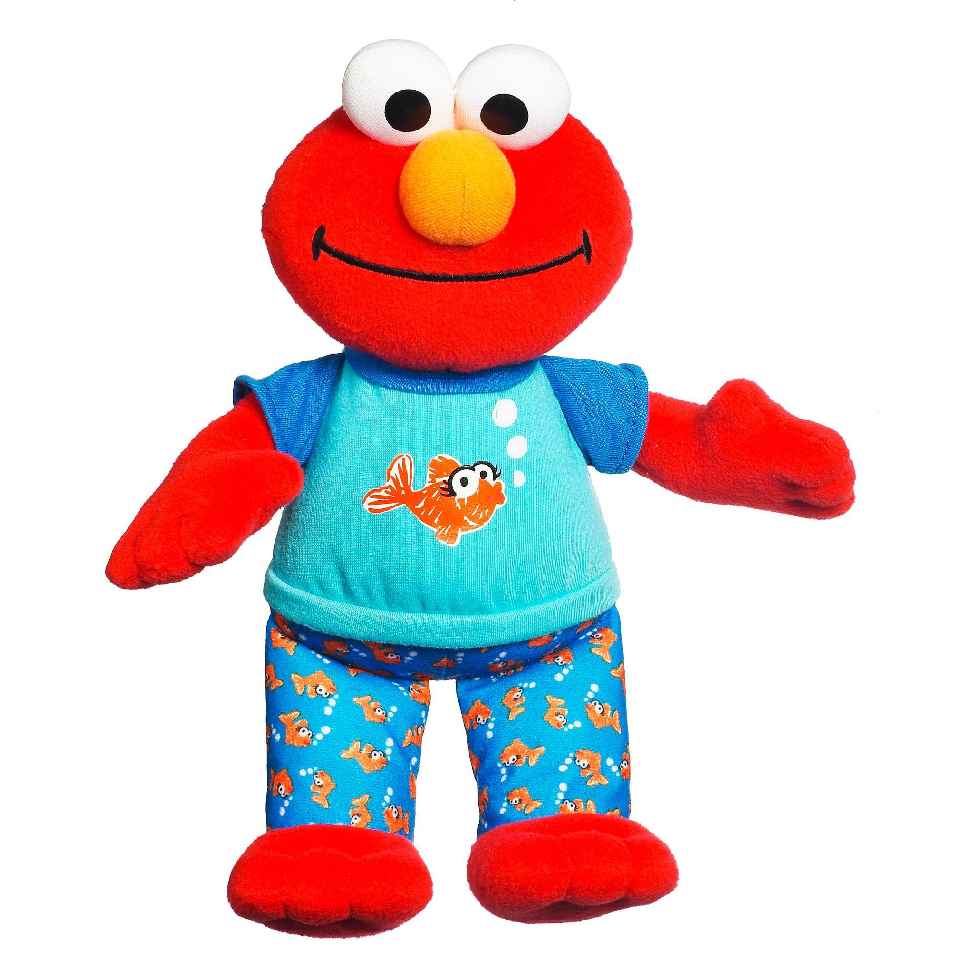 SESAME STREET Lullaby & Good Night Elmo