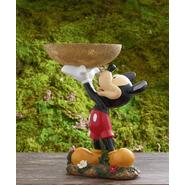 Disney 19in Mickey Bird Bath at Kmart.com
