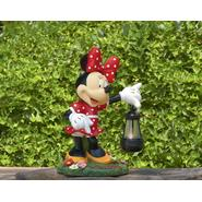 Disney 15in Minnie with Solar Lantern at Sears.com