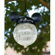 Disney Clear Hanging Solar Light with Mickey Ears at Kmart.com