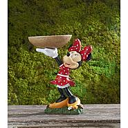 Disney 17in Minnie Bird Bath at Sears.com