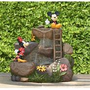 Disney 22in Mickey & Minnie Fountain at Sears.com
