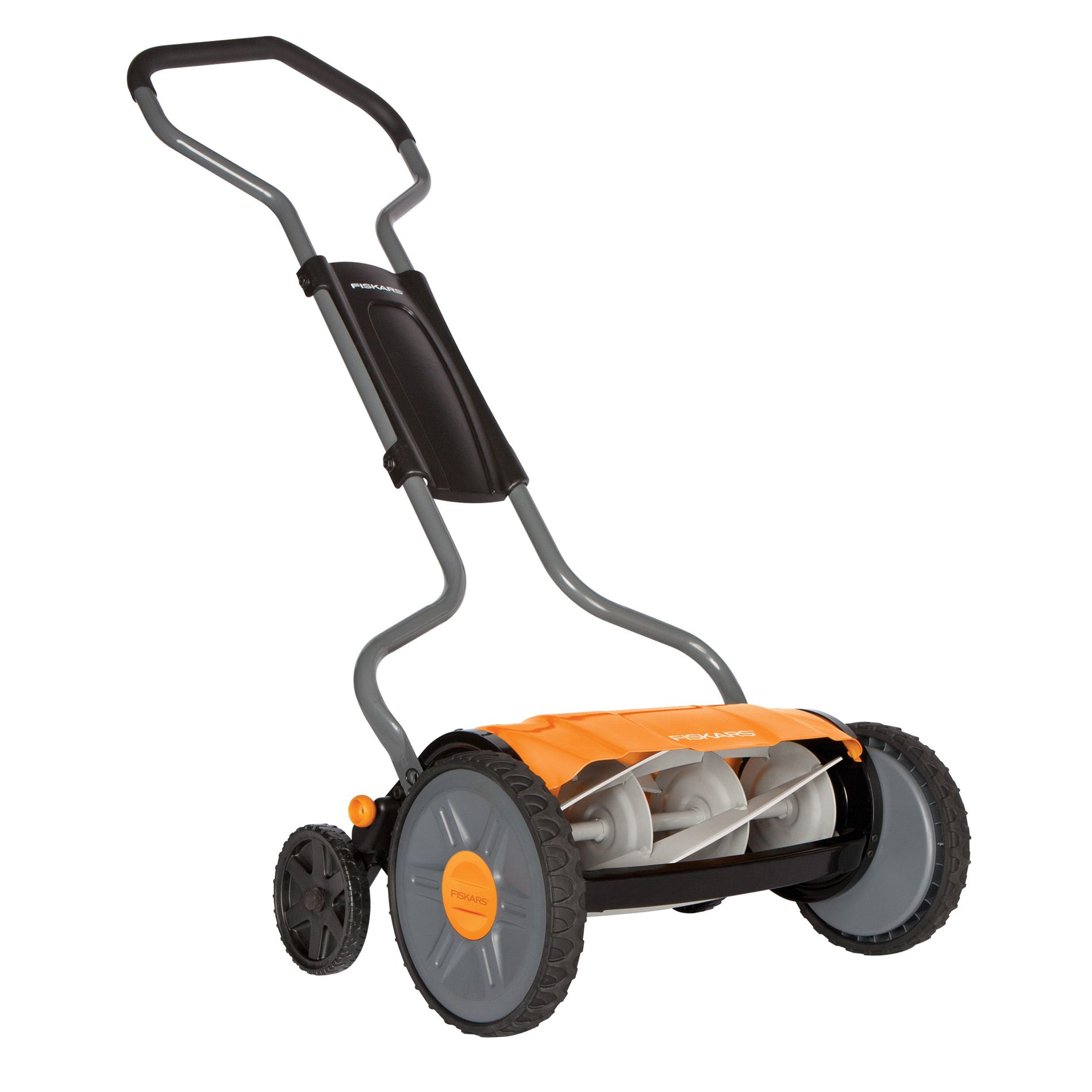 "Fiskars 17"" StaySharp™ Plus Reel Mower"