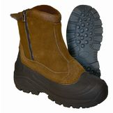 Itasca Men's Winter Brunswick Side Zipper - Brown at mygofer.com