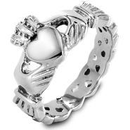 West Coast Jewelry Stainless Steel Women's Claddagh Ring at Kmart.com