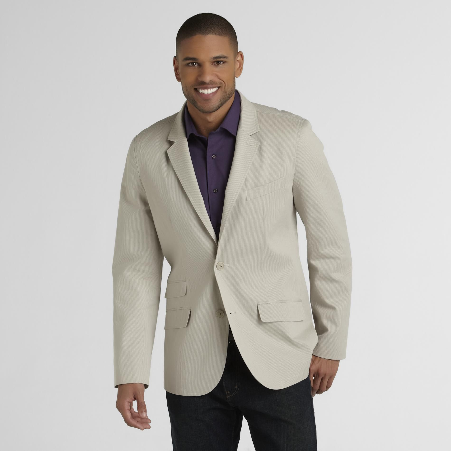 Men's Sport Coat - Striped at Sears.com