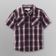 Toughskins Infant and Toddler Boy's Shirt - Plaid at Sears.com