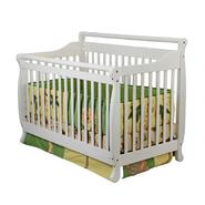 Dream On Me 4 in 1 Liberty Convertible Crib, White at Kmart.com
