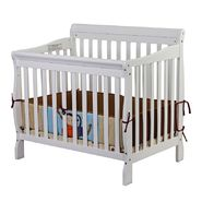 Dream On Me, Aden Convertible 3 in 1 Mini Crib white at Sears.com