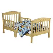 Dream On Me Mission Style Toddler Bed Natural at Sears.com