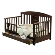 Dream on Me Deluxe Toddler Day Bed Espresso at Sears.com