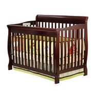 Dream On Me Dream On, Ashton Convertible 4 in Crib, cherry at Sears.com