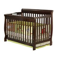 Dream On Me Dream On, Ashton Convertible 4 in Crib, Espresso at Kmart.com