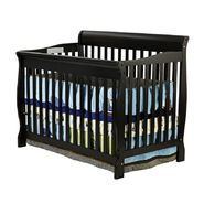 Dream On Me Dream On, Ashton Convertible 4 in Crib, Black at Kmart.com