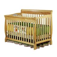 Dream On Me Dream On, Ashton Convertible 4 in Crib, Natural at Kmart.com