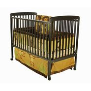 Dream On Me Bethany II, 2 in 1 Convertible Crib, Black at Sears.com