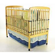 Dream On Me Bethany II, 2 in 1 Convertible Crib, Natural at Sears.com