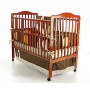 Dream On Me Cumberland 2 in 1 Convertible Crib Cherry at Sears.com