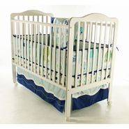 Dream On Me Cumberland 2 in 1 Convertible Crib White at Sears.com