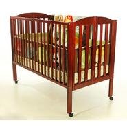 Dream On Me Full Size Folding Crib Cherry at Kmart.com