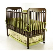 Dream On Me Bristol 2 in 1 Convertible Crib-Espresso at Sears.com