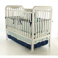 Dream On Me Bristol 2 in 1 Convertible Crib-White at Sears.com