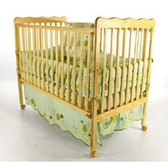 Dream On Me Classic 2 in 1 Convertible Crib Natural at Sears.com