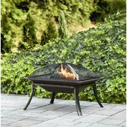 BBQ Pro Square Folding Firepit at Kmart.com