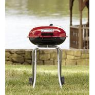 BBQ Pro 18in Foldable Grill with Deep Width - Red at Kmart.com