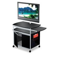 Safco Scoot Flat Panel Multimedia Cart at Kmart.com