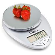 Ozeri Pro Digital Kitchen Food Scale, 1g to 12 lbs Capacity, in Stylish Silver at Sears.com