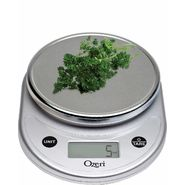 Ozeri Pronto Digital Multifunction Kitchen and Food Scale, in Elegant Silver at Sears.com