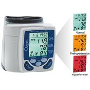 Ozeri CardioTech Premium Series Digital Blood Pressure Monitor with Color Alert Technology at Sears.com