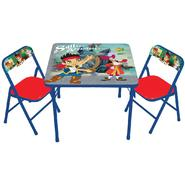 Kids Only! Activity Table and Chairs - Disney Jake and the Neverland Pirates at Kmart.com