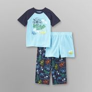 Joe Boxer Toddler Boy's Shirt, Shorts & Pajama Pants - Trucks at Sears.com