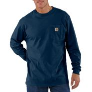 Carhartt, Inc Men's Workwear Pocket Long Sleeve T Shirt at Sears.com