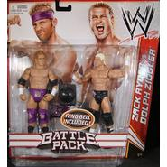 WWE Zack Ryder & Dolph Ziggler - WWE Battle Packs 18 Toy Wrestling Action Figures at Sears.com
