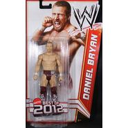 "WWE Daniel Bryan - WWE Series ""Best of 2012"" Toy Wrestling Action Figure at Kmart.com"