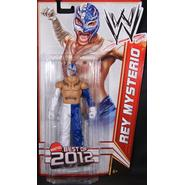 "WWE Rey Mysterio - WWE Series ""Best of 2012"" Toy Wrestling Action Figure at Kmart.com"