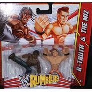 WWE R-Truth & The Miz - WWE Rumblers Toy Wrestling Action Figures at Sears.com